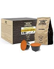 Note d'Espresso - Colombia - Capsules de Café - Exclusivement Compatible avec les Machines Nescafé* et Dolce Gusto* - 96 x 7 g
