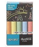 Apsara Colored Chalks -Set of 50