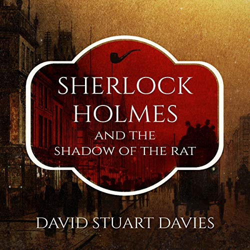 『Sherlock Holmes and the Shadow of the Rat』のカバーアート
