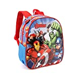 Karactermania The Avengers Force-Kindergarten Rucksack Mochila Infantil 30 Centimeters 7 Multicolor (Multicolour)