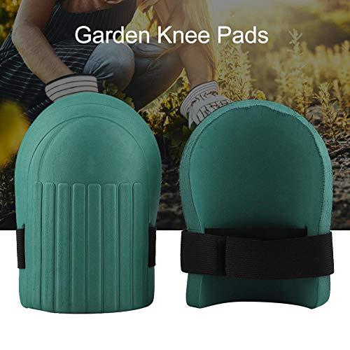 FTVOGUE Genouillères de Jardinage, 1Paire de genouillères EVA Protections Kneelet Protection pour Sol de Jardin 02