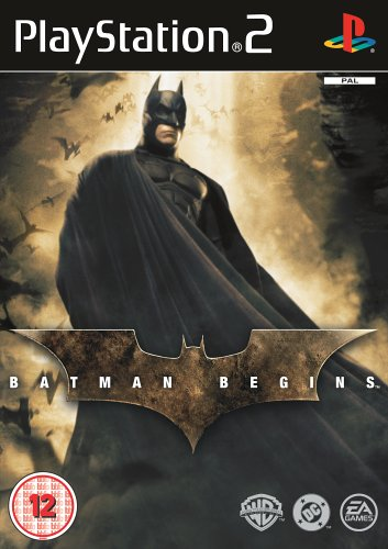Batman Begins (PS2) - PlayStation2 - Electronic Arts - 2005 - Very Good Condition