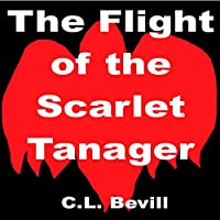 The Flight of the Scarlet Tanager's image