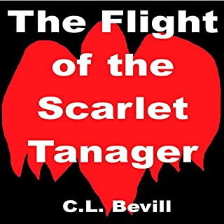 The Flight of the Scarlet Tanager cover art