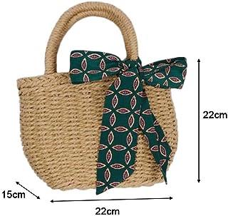 3f95e68507 Amazon.it: cestino vimini piccolo - Borse: Scarpe e borse