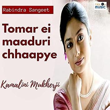 Tomar Ei Maaduri Chhaapye