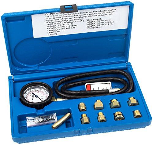 Motor Öldruck Tester Set 0-7 bar Diagnose Ölkreislauf