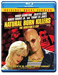 Natural Born Killers (Original Uncut Edition) (Director's Cut) [Blu-ray] (B002AF4Y96) | Amazon price tracker / tracking, Amazon price history charts, Amazon price watches, Amazon price drop alerts