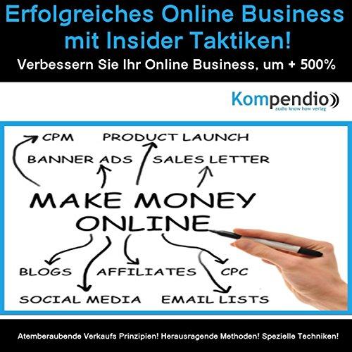 Erfolgreiches Online-Business mit Insider-Taktiken cover art