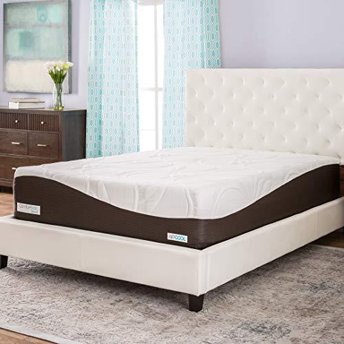 Simmons Beautyrest ComforPedic from Beautyrest 14-inch Memory Foam Mattress Queen