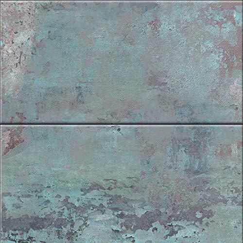 murando - Fototapete selbstklebend 10m 3D Tapete Wandtattoo dekorative Möbelfolie Dekorfolie Fotofolie Wandaufkleber Wandposter Wandsticker - Betonoptik Beton f-A-0699-an-a
