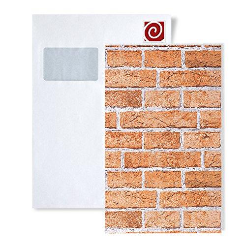 MUESTRA de papel pintado EDEM serie 583 | efecto muro de ladrillos, S-583-XX:S-583-23