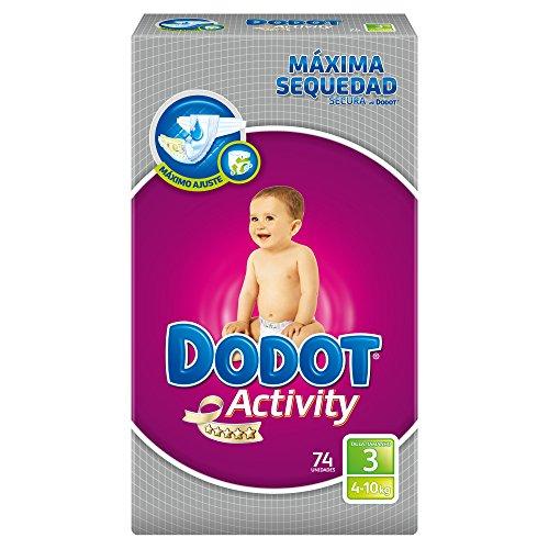 Dodot Activity 222 unidades