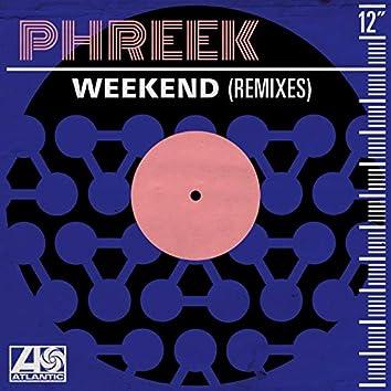 Weekend (Remixes)