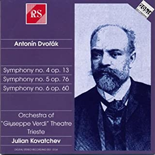 Symphony n° 5 In F Major, Op. 76. Andante con moto, quasi istesso tempo, Allegro scherzando
