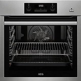 AEG BPS351120M - Horno (Medio, Horno eléctrico, 71 L, 71 L, 30-300 °C, 1900 W)