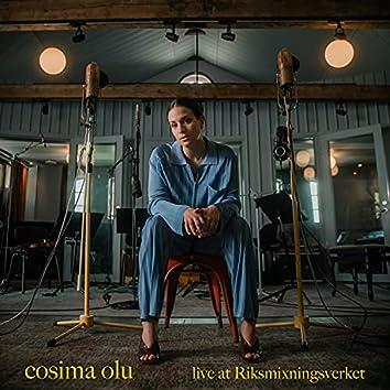 Cosima Olu: Live at Riksmixningsverket