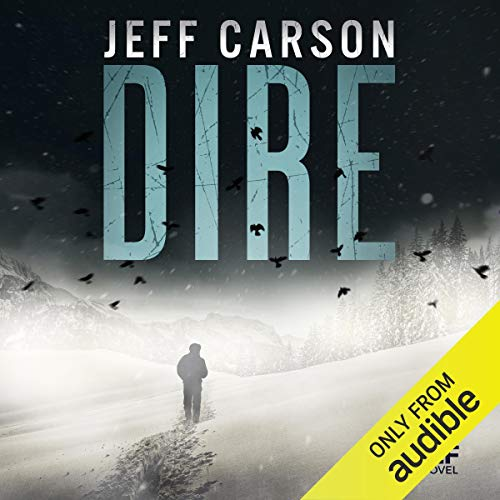 Dire audiobook cover art