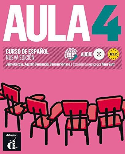 Aula Nueva edición 4 Libro del alumno: Aula Nueva edición 4 Libro del alumno (Ele - Texto Español)