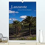 Lanzarote (Premium, hochwertiger DIN A2 Wandkalender 2022, Kunstdruck in Hochglanz): schwarze Perle der Kanaren (Monatskalender, 14 Seiten )
