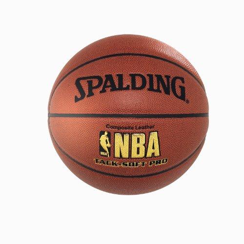 Spalding NBA Tack-Soft Pro (64-616Z) no colour, Größe Spalding:7