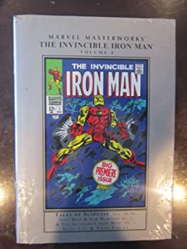 Marvel Masterworks: The Invincible Iron Man, Vol. 4 - Book #77 of the Marvel Masterworks