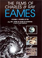 Films of Charles & Ray Eames 1 [DVD]