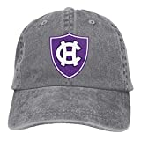 College of The Holy Cross Trucker Cap Durable Baseball Cap,Adjustable Dad Hat Your Best Hat Gray