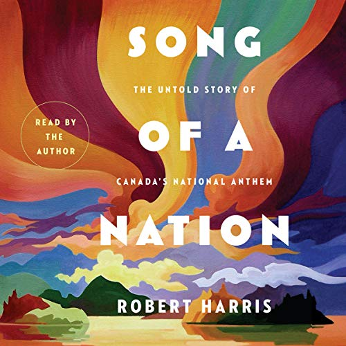 Song of a Nation audiobook cover art