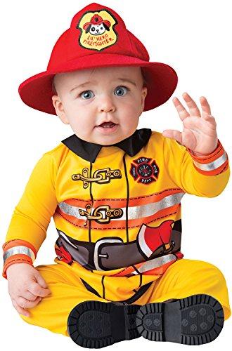 Pompier - 6/12 Mois