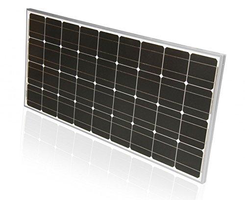 160 Watt panneau solaire monocristallin 12 Volt
