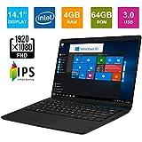 AOYODKG Notebook Lapbook Windows10 (Software de Oficina preinstalado) 14.1'...