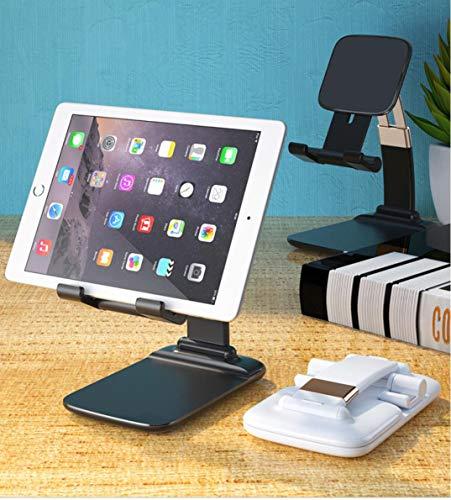 Suporte Premium Para Smartphone/Tablet Ajustável Cor Branco