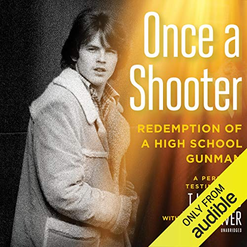 Once a Shooter audiobook cover art