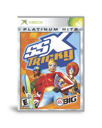 SSX: Tricky - Xbox