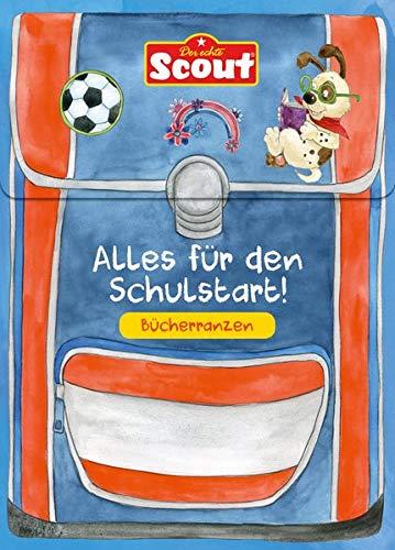 Scout - Alles für den Schulstart!: Bücherranzen (monbijou)