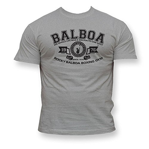 Dirty Ray Boxen Balboa Gym Herren Kurzarm T-Shirt K31 (XXL)