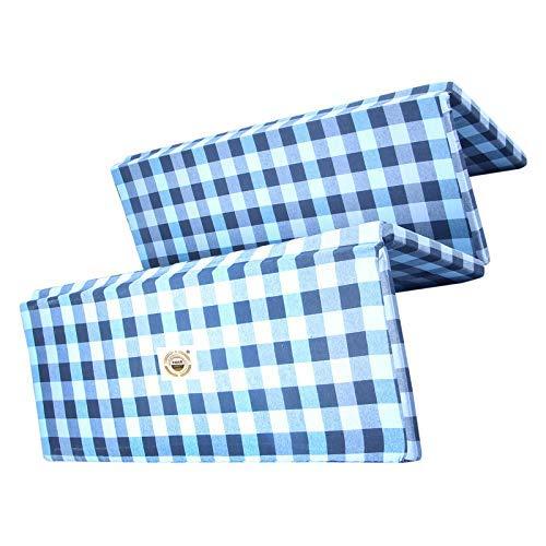 Padam Shree Soft Foldable EPE Foam 4 Fold 2 inch Single Bed Mattress (72x35x2 inch)