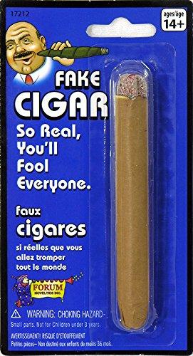 Forum Novelties Fake Cigar, Standard, As Shown