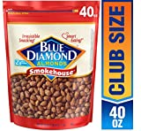 Blue Diamond Almonds, Smokehouse...