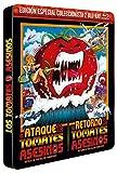 El Ataque de los Tomates Asesinos + El Retorno de los Tomates As [Blu-ray]