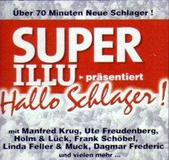 Super Schlager aus unserem schönen Ostdeutschland (CD, 21 Hits)