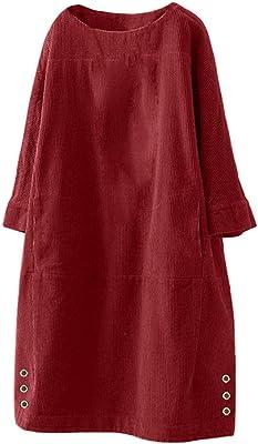 Amazon.com: TIFENNY A-line Suéter de felpa para mujer, de ...