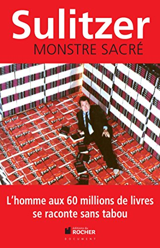 Monstre Sacre Ebook Sulitzer Paul Loup Amazon Fr