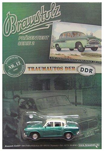 Braustolz Nr.95 - Sachsenring P 240 - DDR Pkw