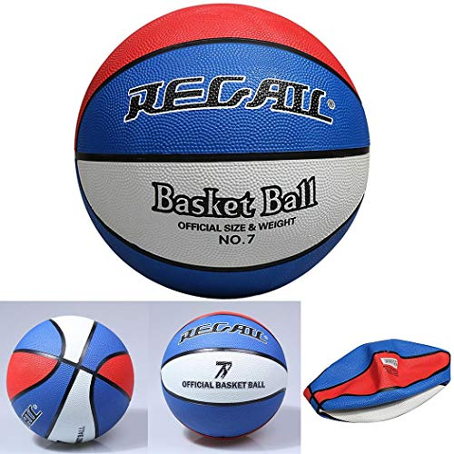 Sioneit Outdoor-Indoor-Spiel Soft Rubber Durable Basketball-Übungsball Anzeigetafeln & Timer