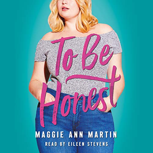 To Be Honest audiobook cover art