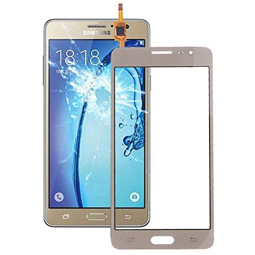 YUEZHIMY Intercambiable para Piezas dañadas Pantalla táctil IPartsBuy for Samsung Galaxy on5 / G5500 Accesorios (Color : Gold)