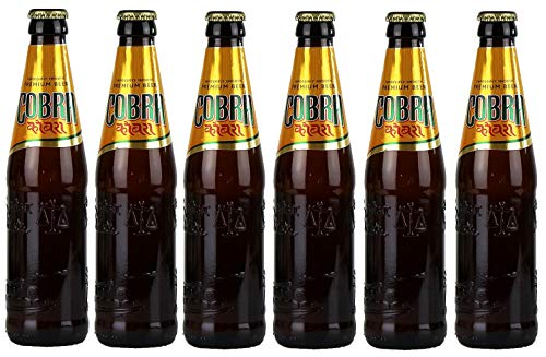 Cobra Bier Indien Bier 0,33 Liter