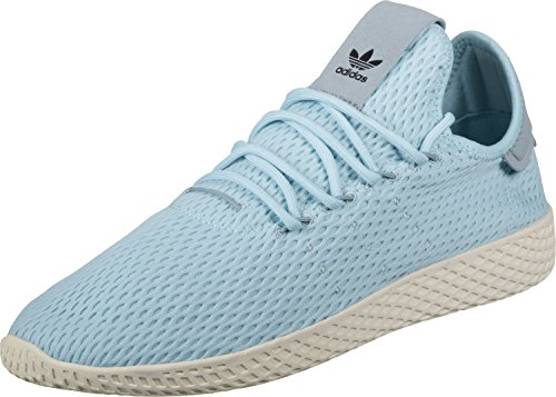 adidas Men's Pw Tennis Hu Fitness Shoes, Blue (Azuhie/Azuhie/Azutac), 5 UK
